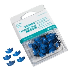 Contact Pro SmartBands Coated 5.5mm Blue 100pk